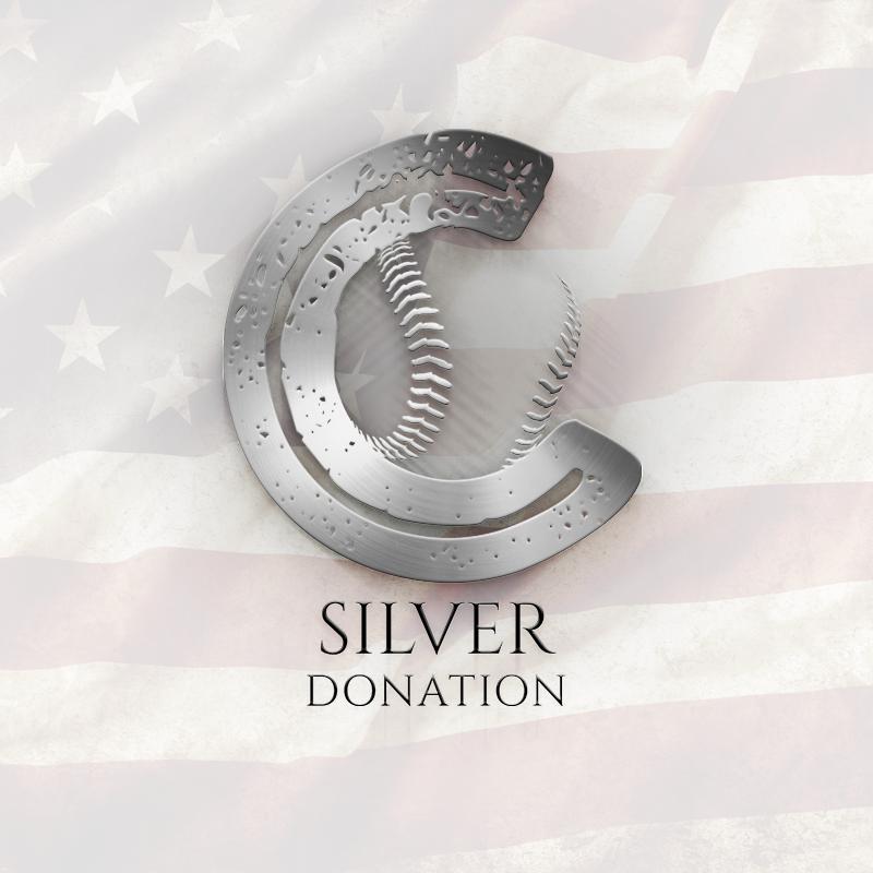 Silver Donation