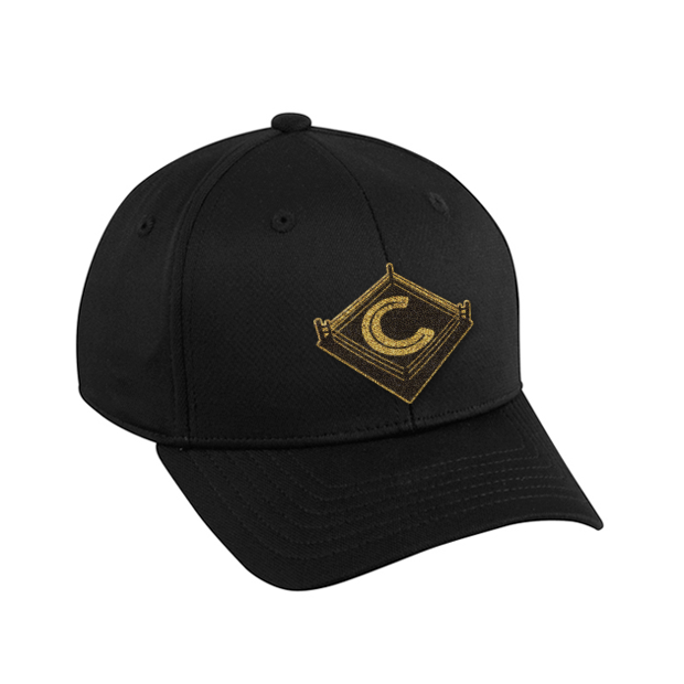 Fitted Crockett Wrestling Hat