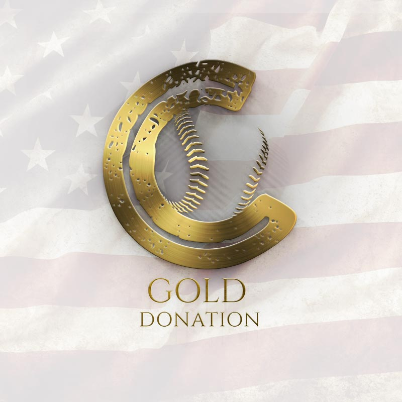 Gold Donation