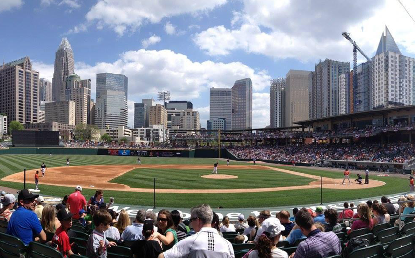Baseball - Charlotte Knights Stadium