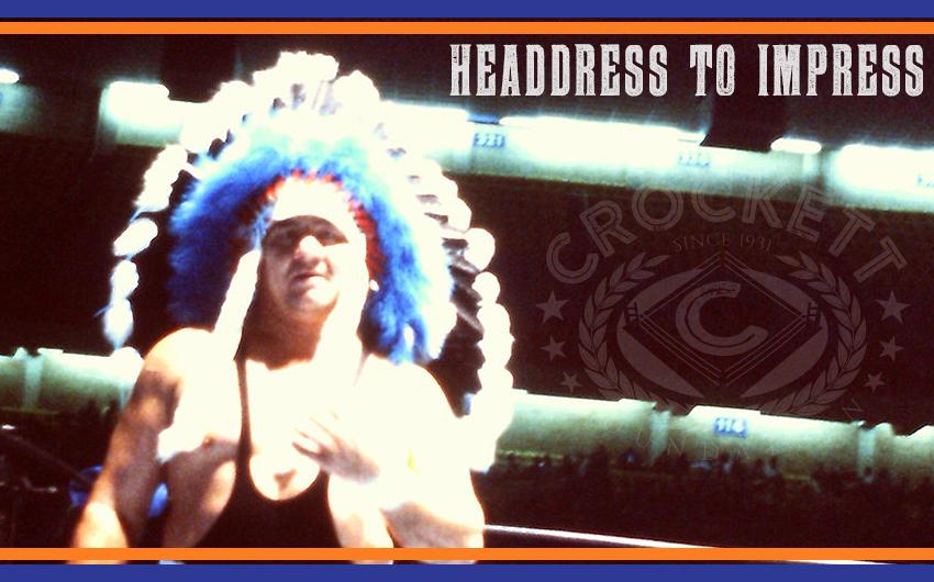 Crockett Foundation Headdress to Impress